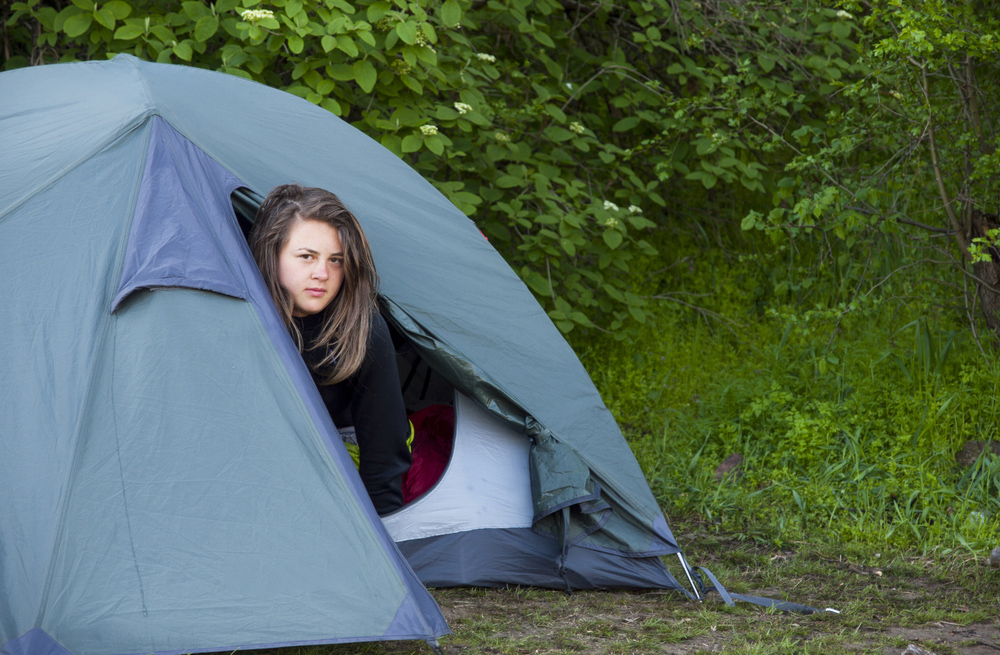 Parents Arrested For Forcing Daughter To Live In A Tent As Punishment