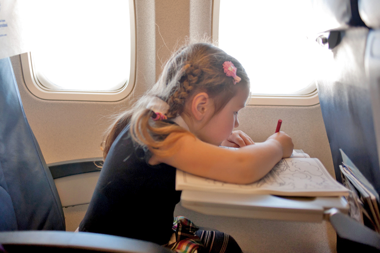How To Survive Travelling With The Kids