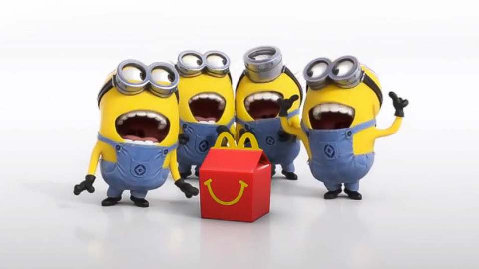 "Are McDonald's ""Minions"" Toys Really Dropping F-Bombs?"