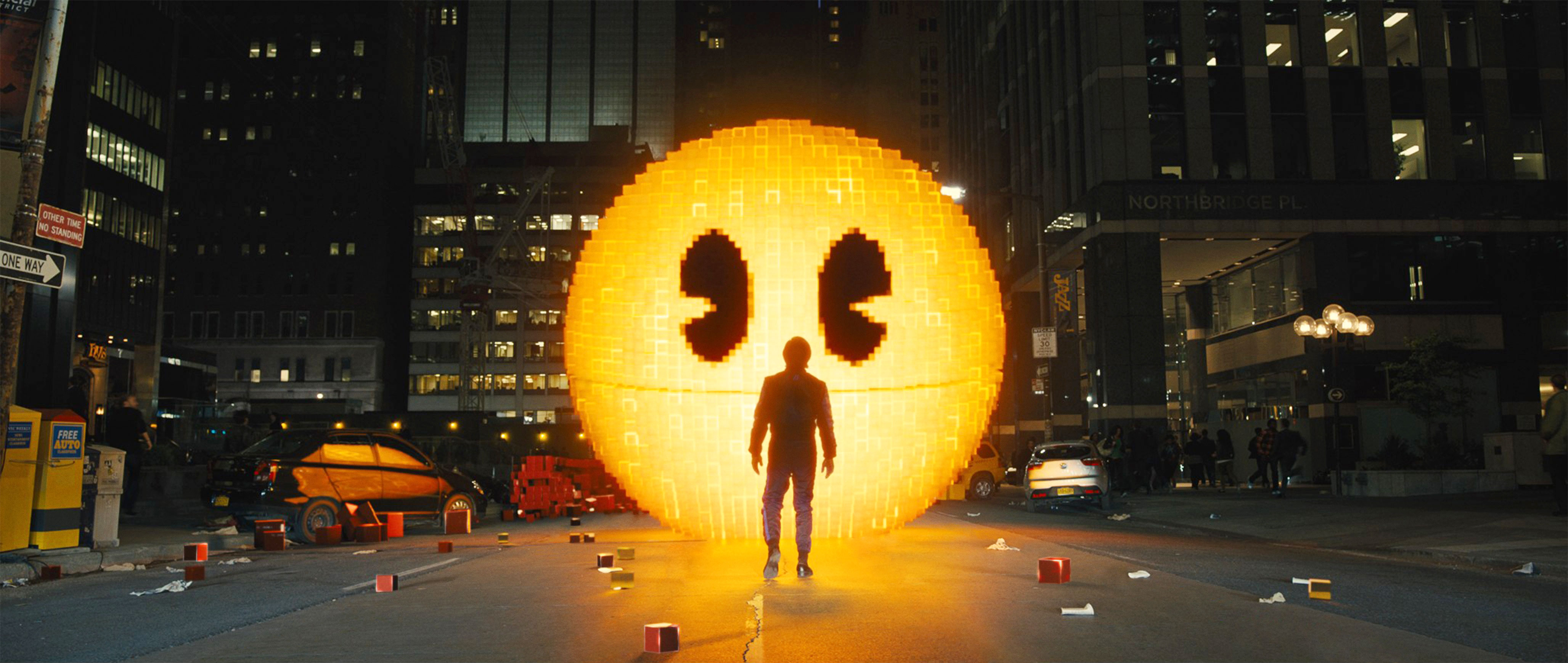 "Adam Sandler's Latest ""Pixels"" Is Fun If Nostalgia Is Your Game"