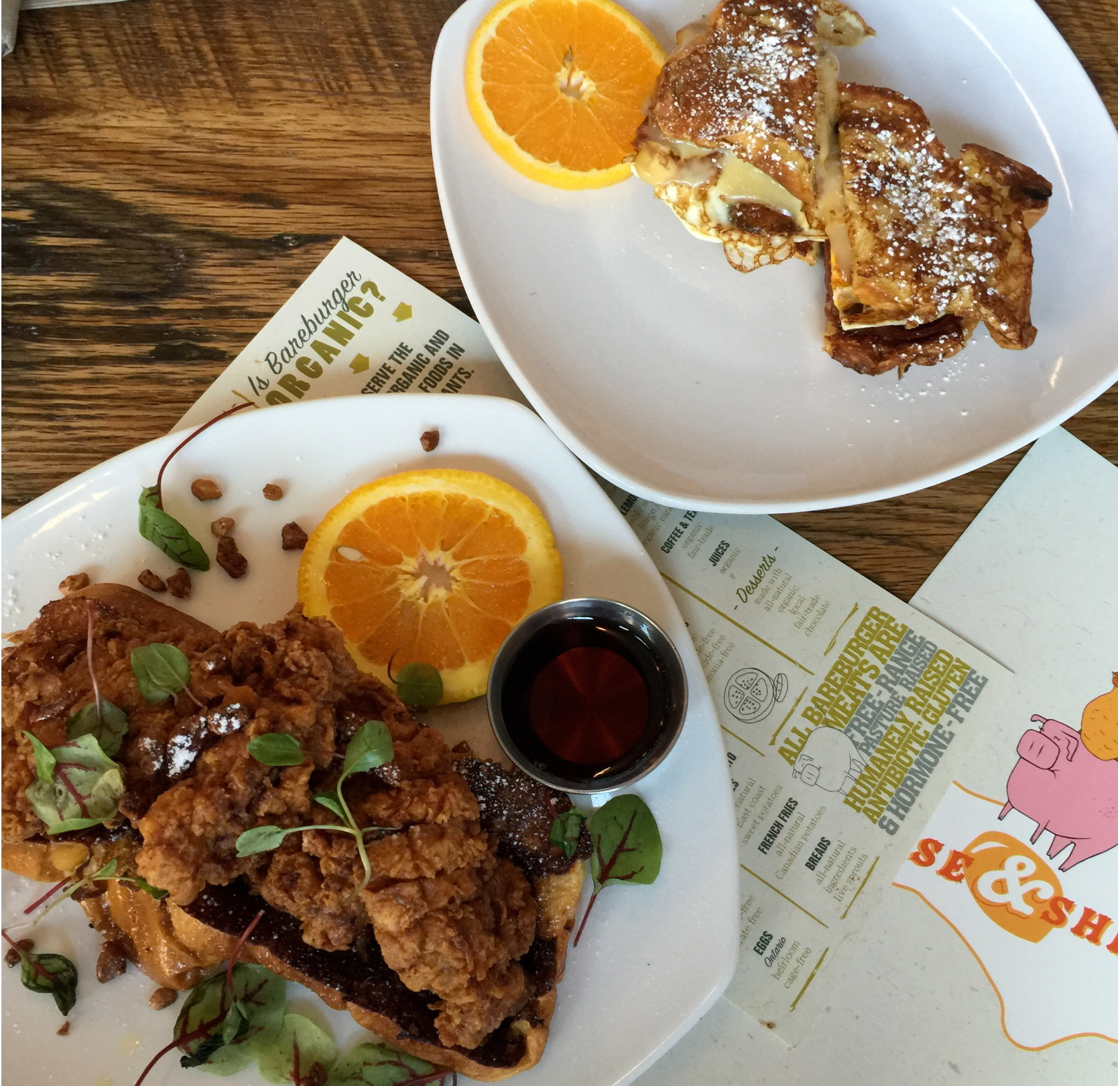 Elevating Family Weekend Brunch At Bareburger
