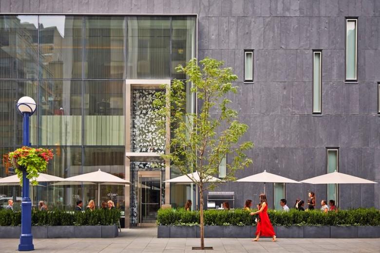 Photo Four Seasons Hotel, Toronto. Dbar