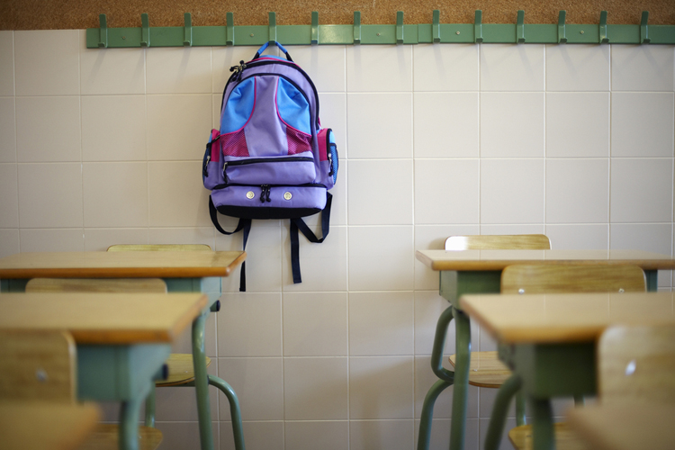 Can A Backpack Be Bad For A Child's Back?
