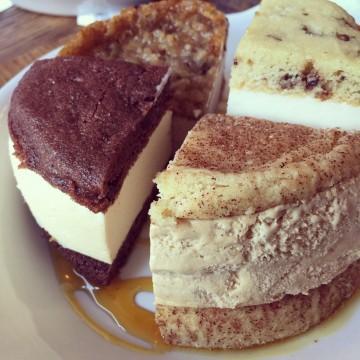 Bareburger Ice Cream Sammies