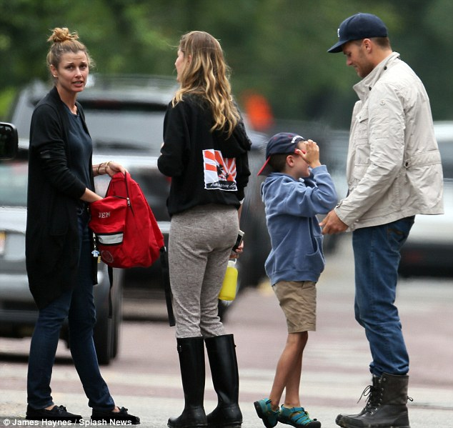 Tom Brady And Bridget Moynahan Are Amazing Co Parents