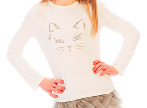 limapple cat sweater