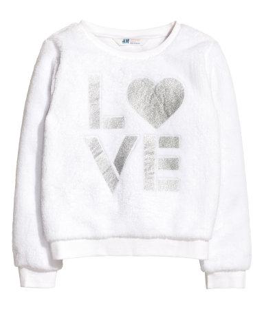 love sweater hm