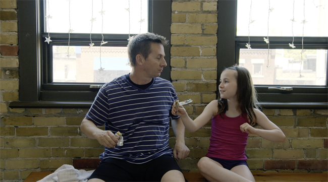 Dads Are Amazing: New Ad Shows What Happens When Goodness Starts Today