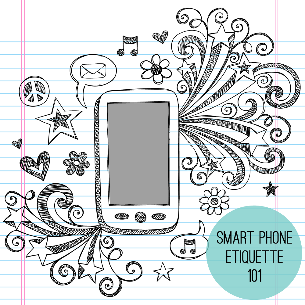 Back-To-School Smartphone Etiquette 101