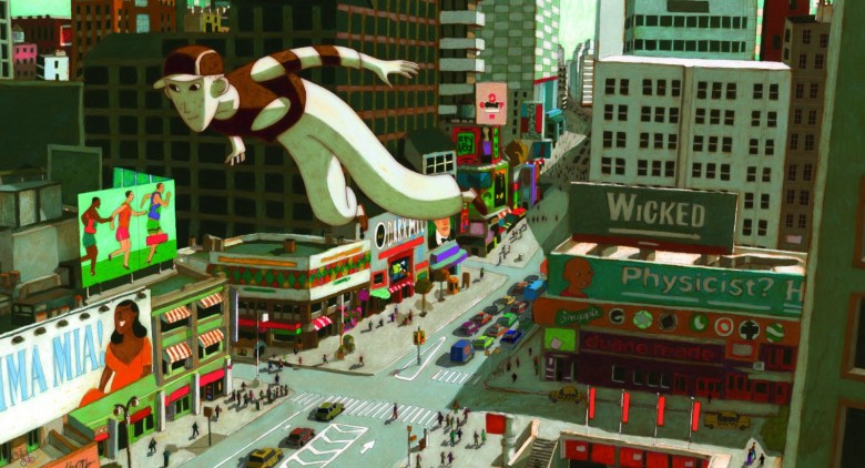 Phantom Boy. Photo Courtesy of TIFF