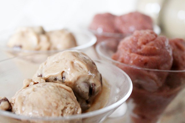UrbanKitchen: Easy Homemade Ice Cream For Kids Take Over The Kitchen Day