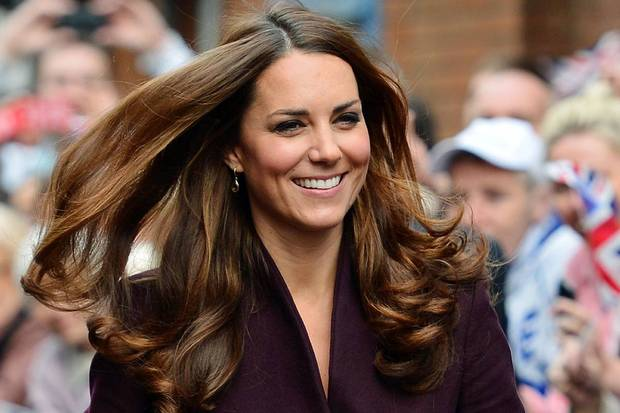 kate middleton, duchess of cambridge, best celebrity role models
