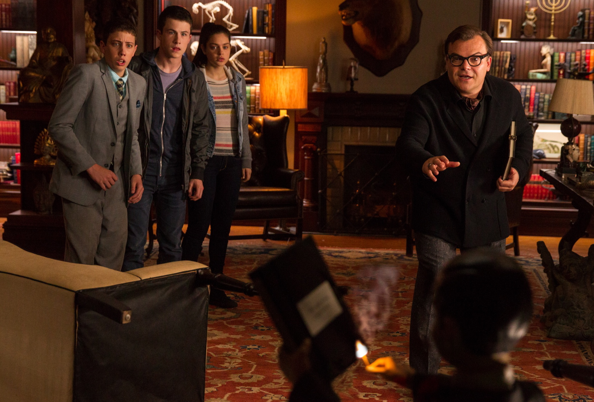 Goosebumps Movie Is Full Of Surprises!