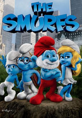 The Smurfs on Netflix