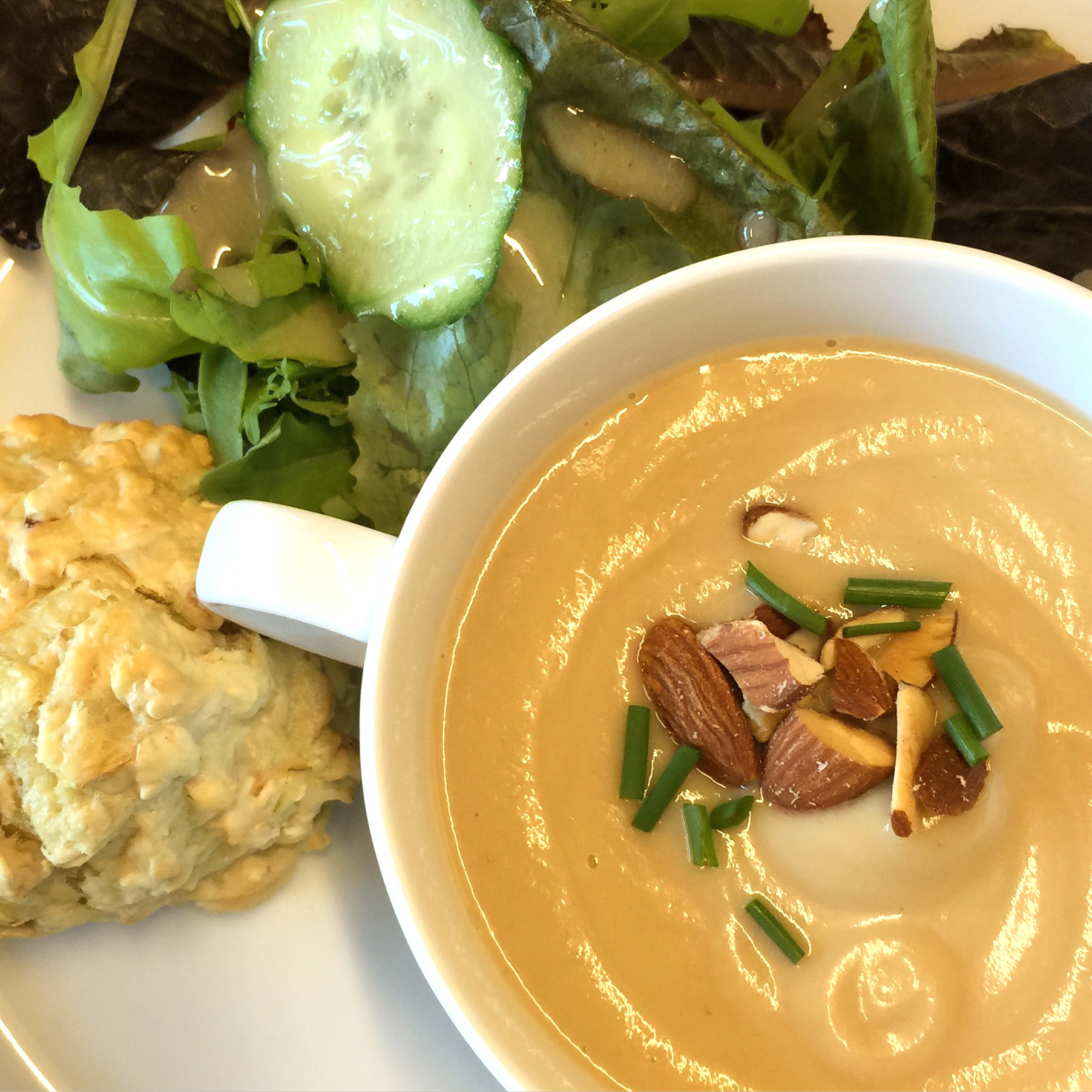UrbanKitchen: Chef Brad Long's Cauliflower Soup