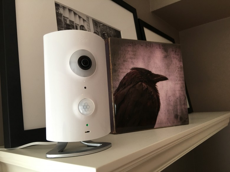 Piper nv All-in-One Wireless Security System