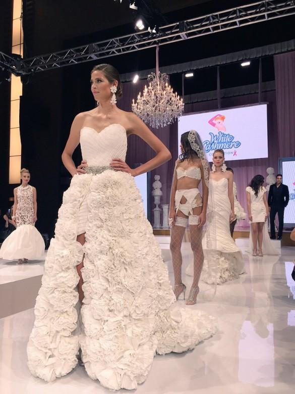 White Cashmere Bridal Collection Photo: Sonya Davidson