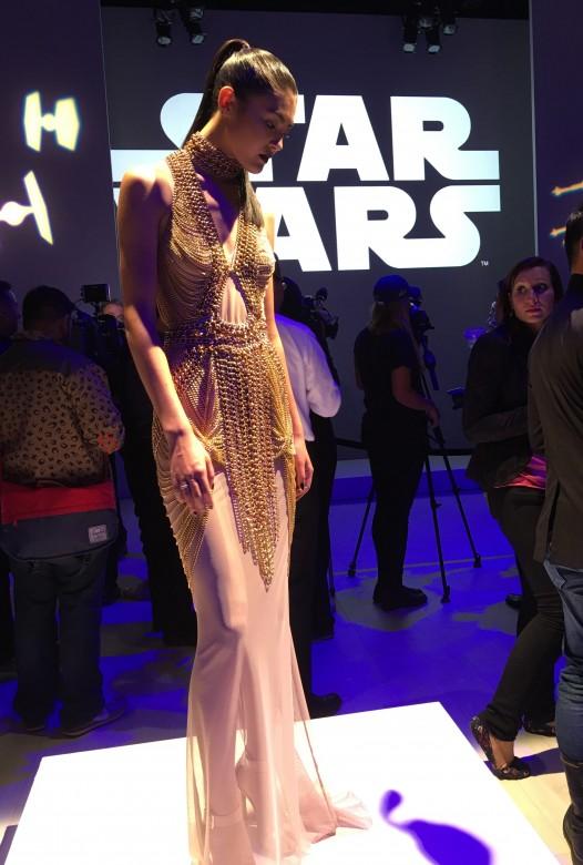 UNTTLD Star Wars Design Entry. Photo credit: Sonya Davidson