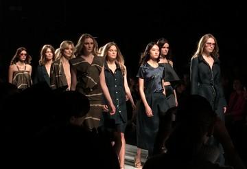 Hilary MacMillan SS16. World MasterCard Fashion Week. October 21, 2016.