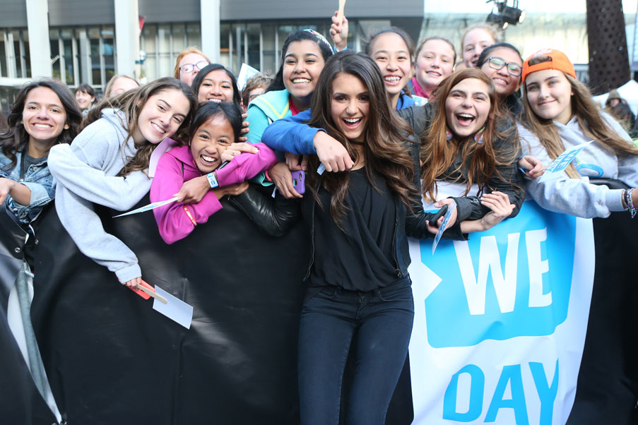 What Happened At Toronto's 2015 WE Day?