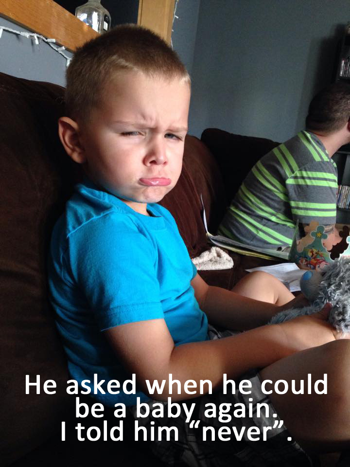 Seventeen Insane Reasons Why These Kids Are Crying - UrbanMoms