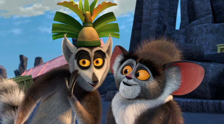 All Hail King Julian! Photo: DreamWorks Animation All Hail King Julien © 2014 DreamWorks Animation LLC. All Rights Reserved.