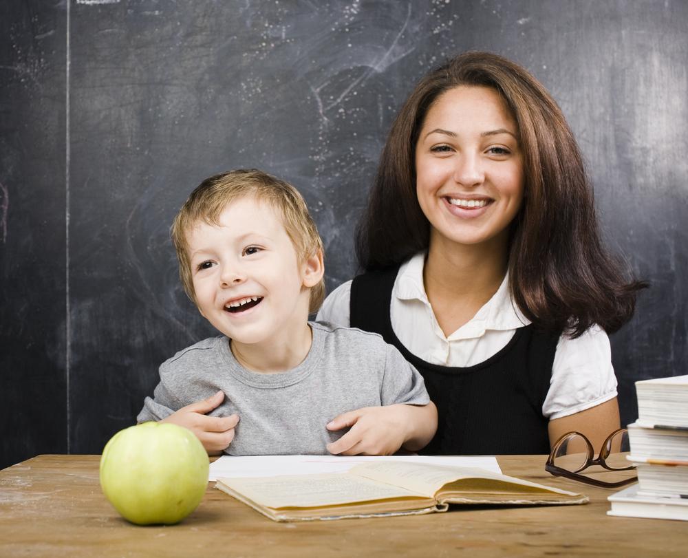 My Son's Teacher Has His Back… And Mine