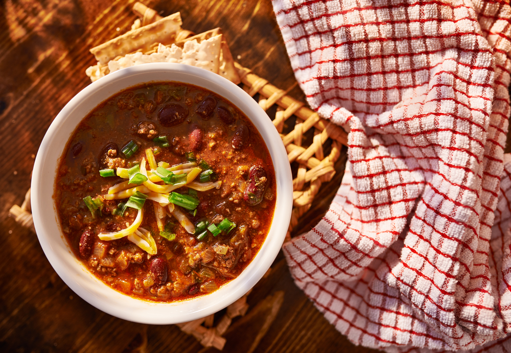 How A Pot Of Chili Is Helping Me Move On
