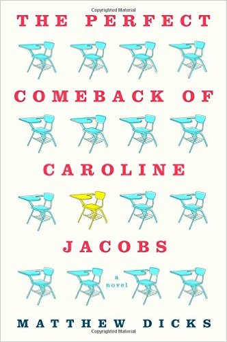 the perfect comback of caroline jacobs, book review, book, book club