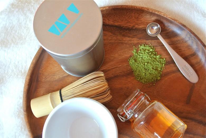 Matcha DIY gift ideas. Photo credit: Sonya Davidson