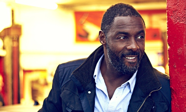 Idris Elba is one of a slew of black British actors forced to go to the US to find success