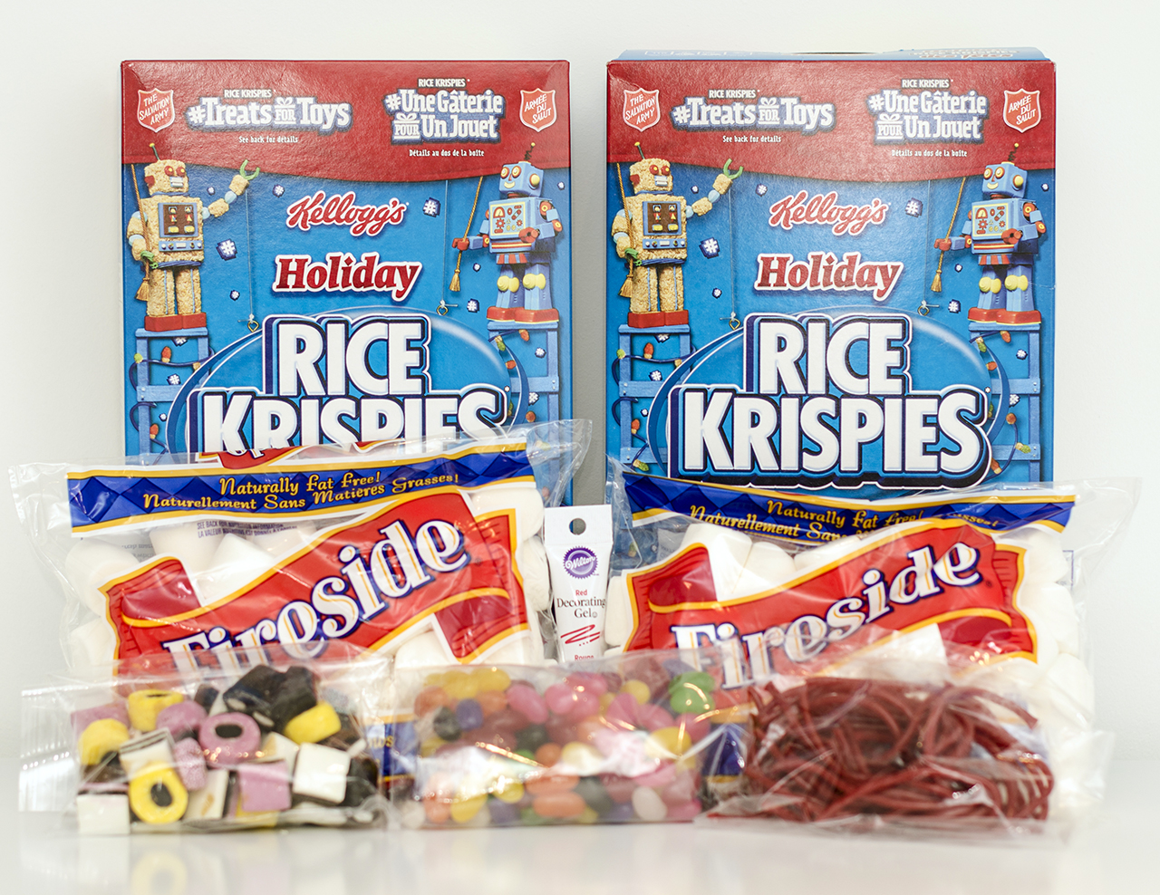 Win Family Fun Pack With Rice Krispies Treats For Toys
