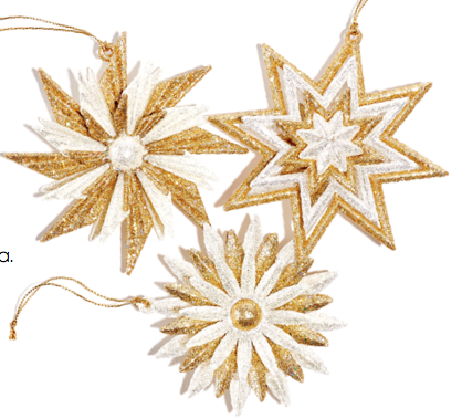 Holt Renfrew Star Ornament Collection 2015