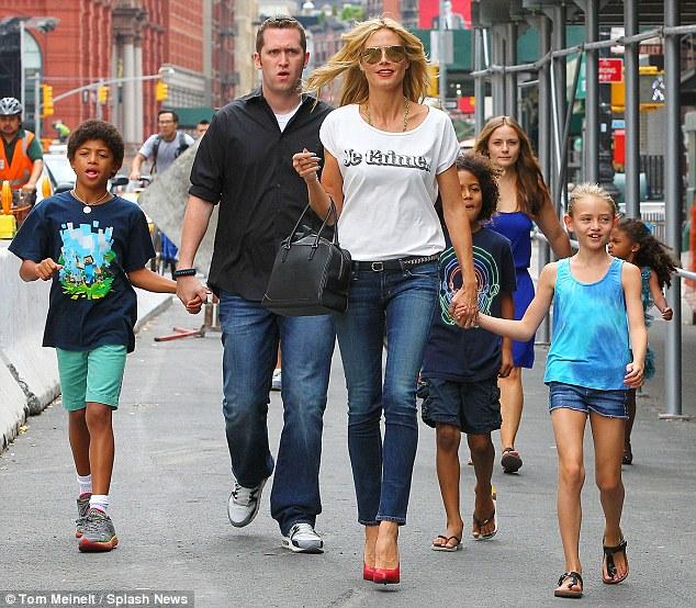 heidi klum, parenting advice, celebrity parents