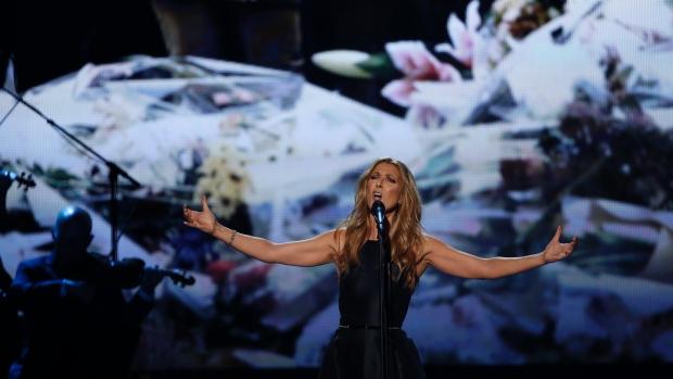 celine dion, ama, american music awards, celebrity moms