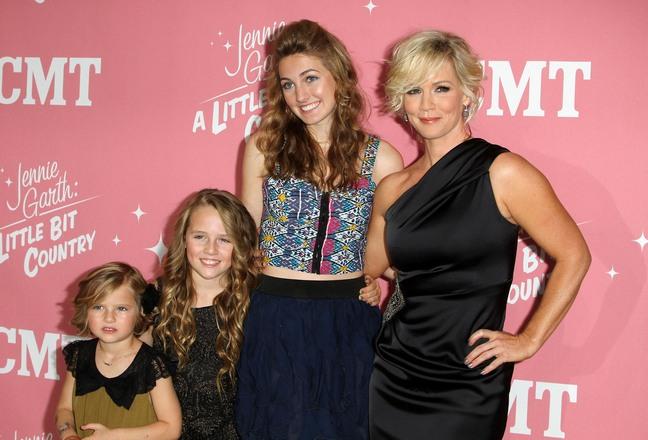 jennie garth, parenting advice, celebrity parents