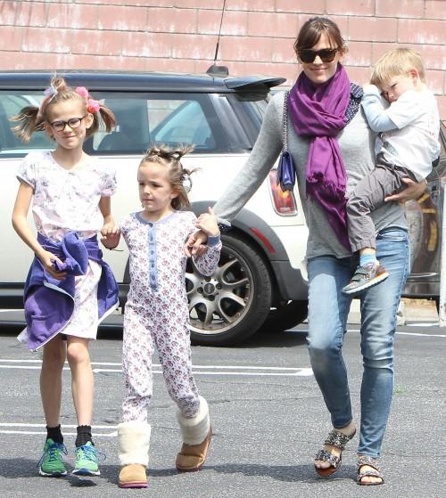 jennifer garner, parenting advice, celebrity parents