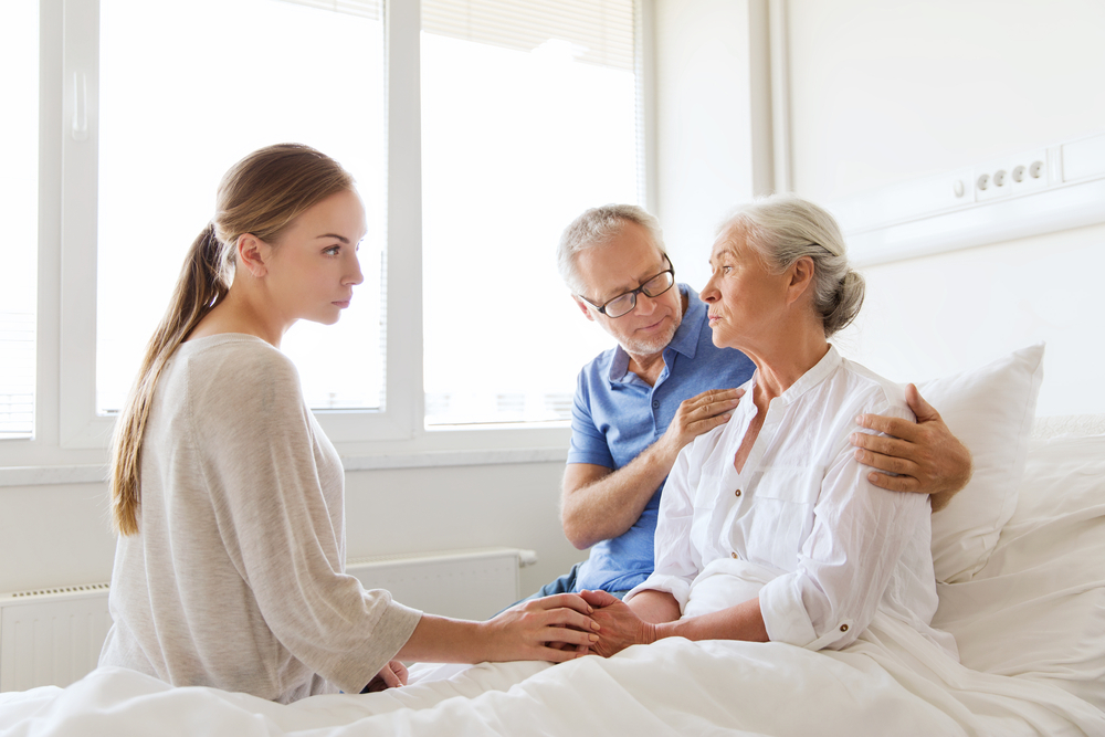 How You Can Survive Your Parent's Terminal Illness