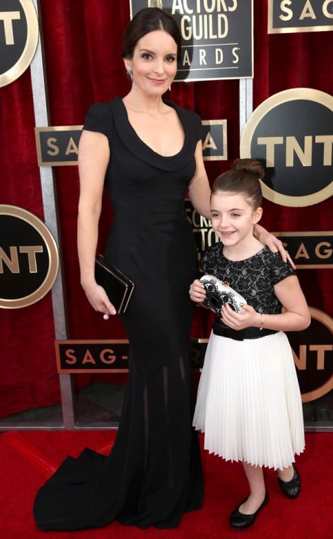 tina fey, parenting advice, celebrity parents