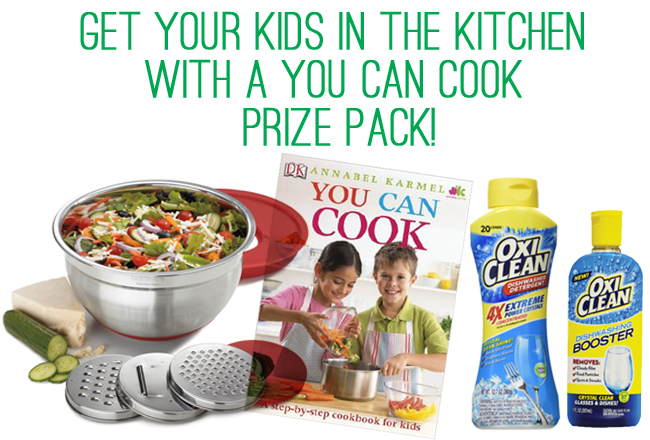 "Win A ""You Can Cook"" Prize Pack"
