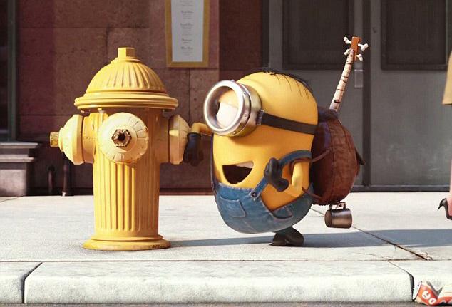 minions, minions the movie, despicable me, the minions
