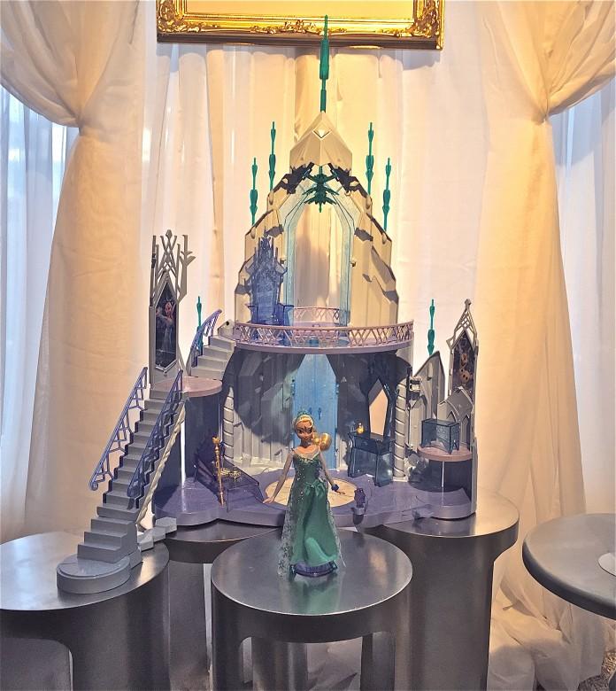 Disney Elsa's Castle