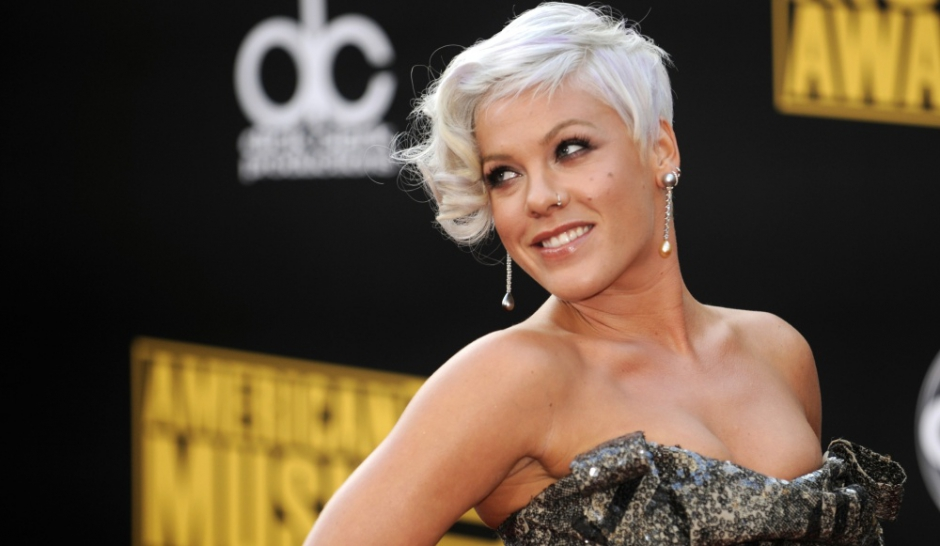 Pink Says Motherhood Has Healed Her