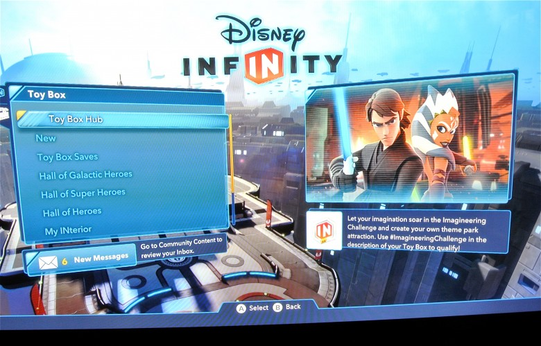 disney, disney infinity, holiday gifts, video games, video game gift