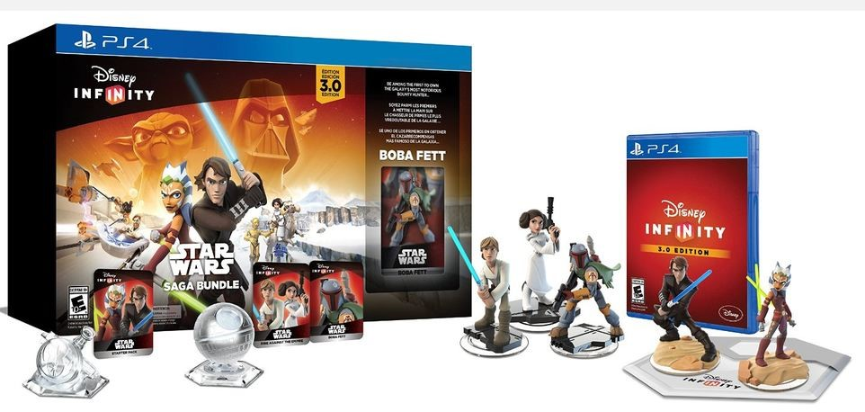 You Could Win Big With Disney Infinity 3.0