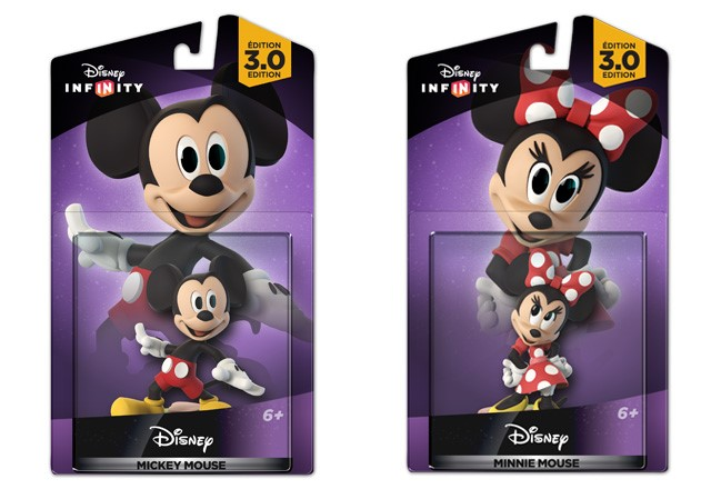 disney infinity, disney infinity 3.0, star wars video games, video games, disney, holiday gifts, mickey mouse, minnie mouse