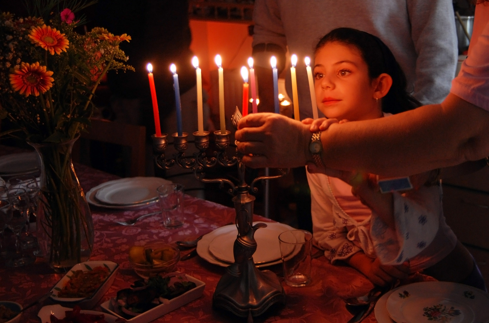 Twice As Nice: Celebrating Chanukah After Divorce