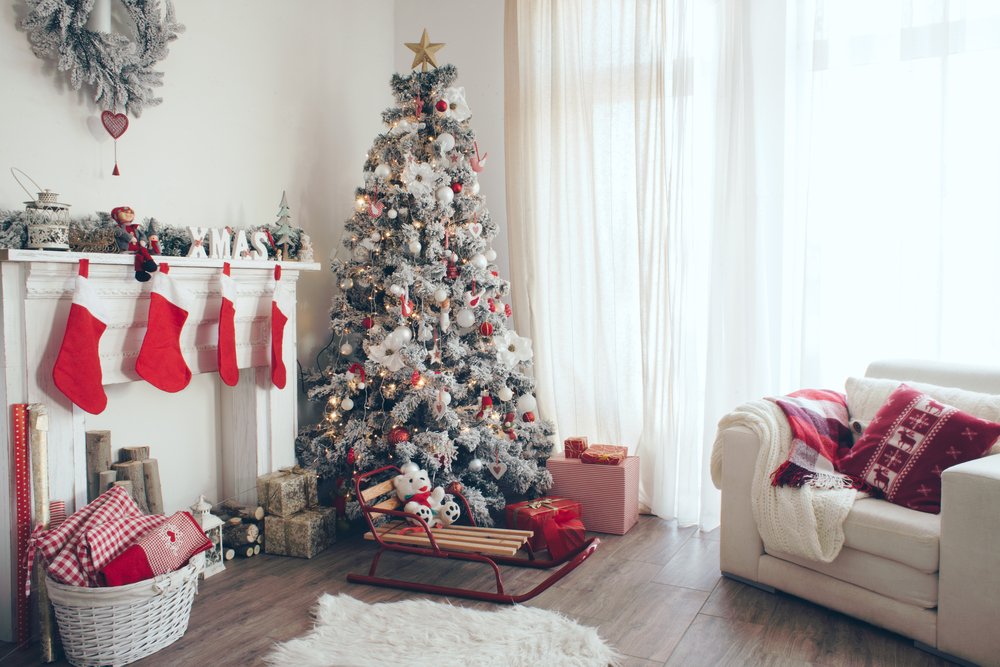 Create A Stunning Winter Wonderland At Home