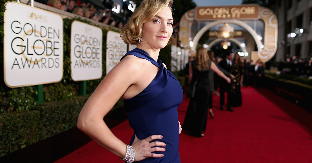 The Best Dressed Moms On The Golden Globes Red Carpet