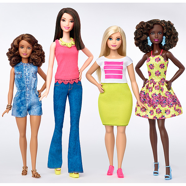 Barbie's New Body-Positive Makeover Was Two Years In The Making